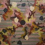 Clifford Possum<br />Wildflowers 1992<br />Acrylic on canvas<br />130 x 189cm