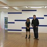 Installation view - Helen Smith and Jan van der Ploeg